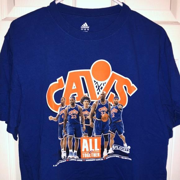 sale retailer 79763 e8fd6 Cleveland Cavaliers T-Shirt